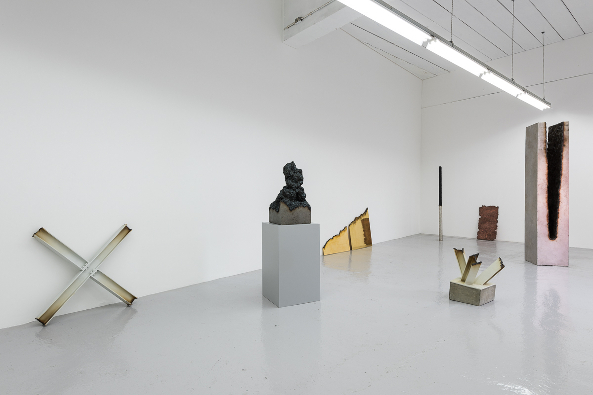 Copy of L Release Mechanisms, Installation view, James Balmforth 51