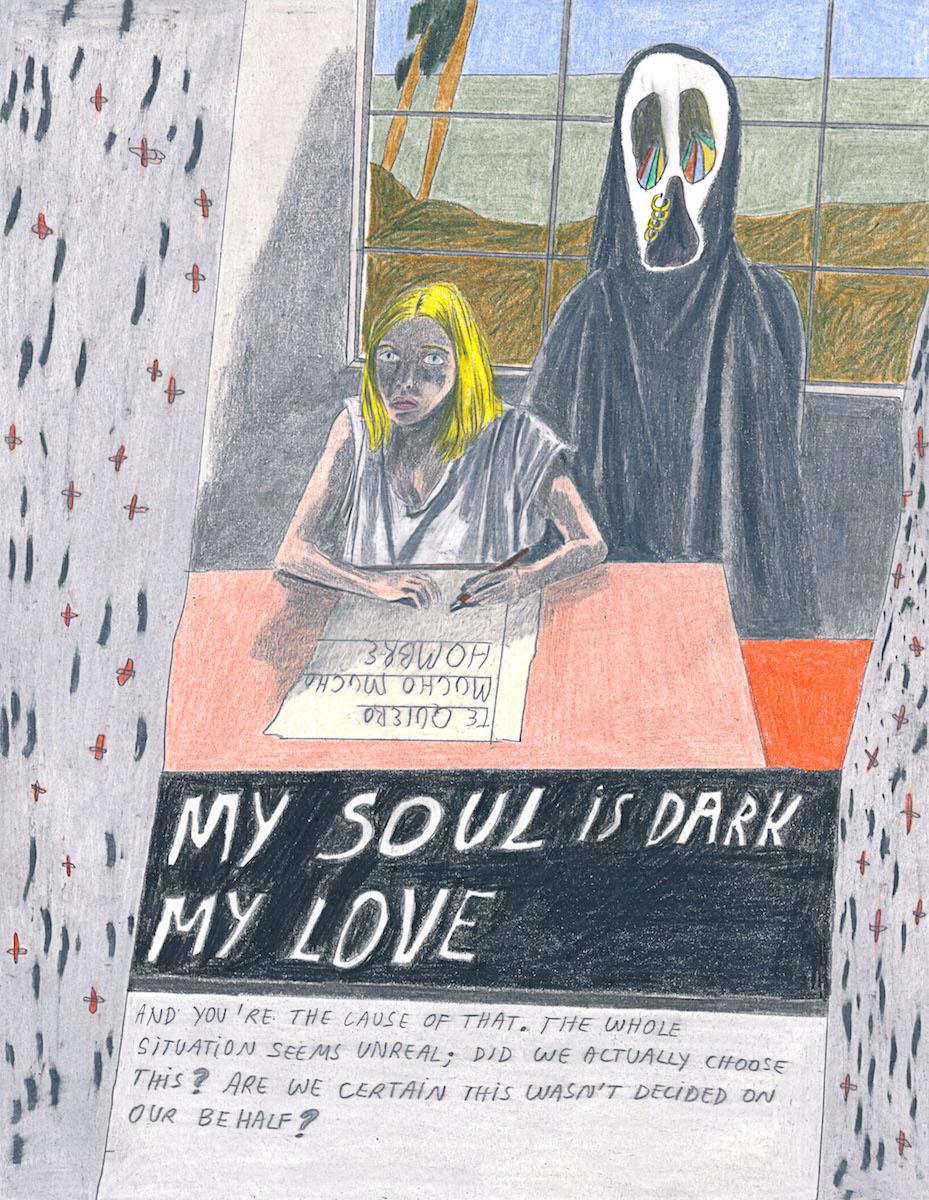 H MJ0247 My soul is dark (1)